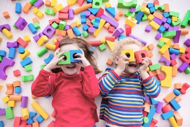 Los juguetes tienen un gran influencia en el desarrollo de los niños.