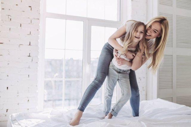 Niñas muy niñas, el encanto de la feminidad