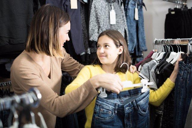 La calidad de la ropa más importante que le precio.