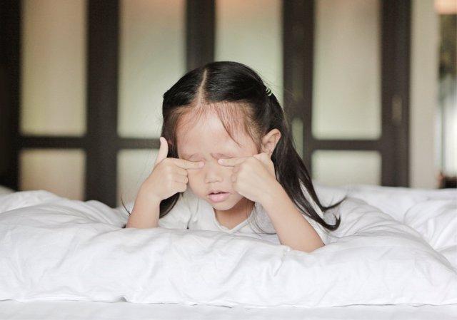 El insomnio en niños puede ser combatido con esta técnica.