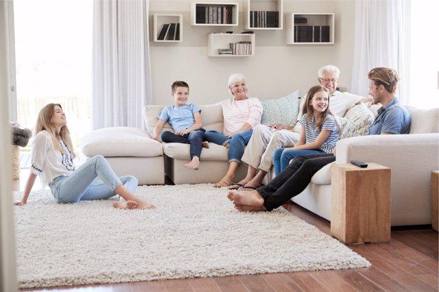 ¿Sabes Hablar Con Tu Familia?
