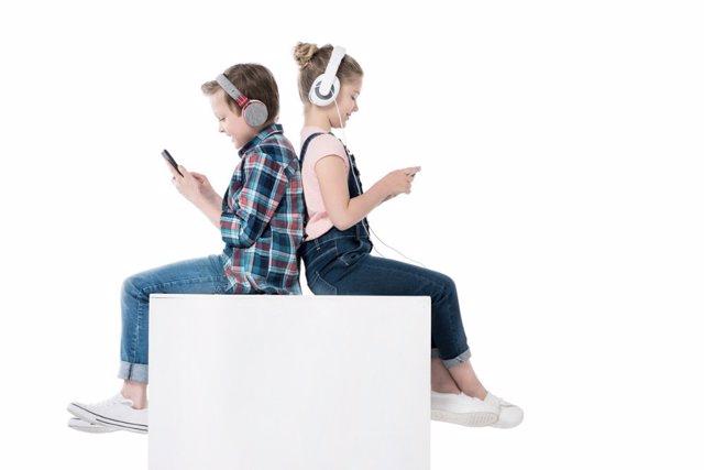 Las nuevas tecnologías se han convertido en un compañero común.