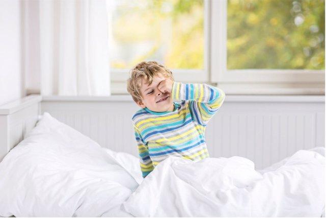 Los desajustes del sueño afectan al peso de las personas.