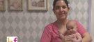 Los cólicos del lactante y masajes en nuestro bebé