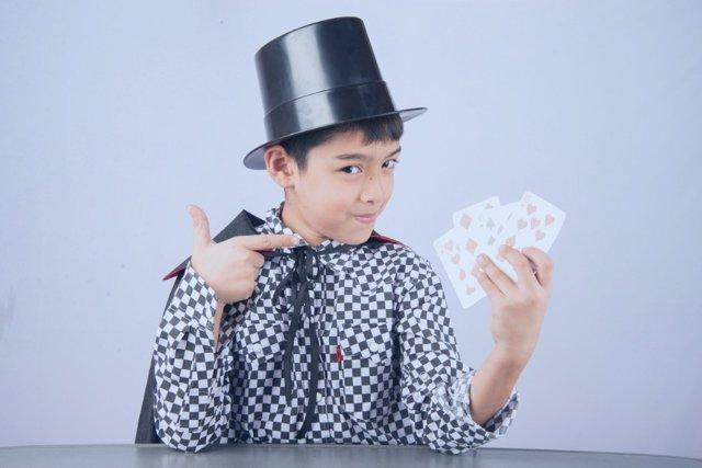Ideas para usar la magia para educar y motivar