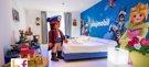 Un hotel amigable para niños y colegios