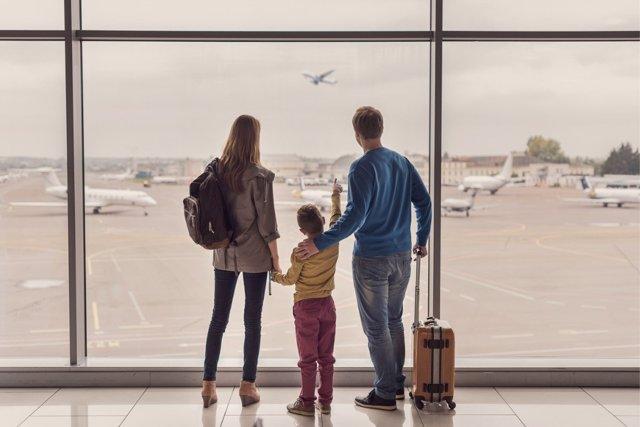 Cada viaje puede servir para enseñar lecciones a los niños.