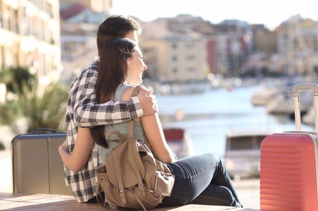 Cargando en vacaciones: cuida tu espalda
