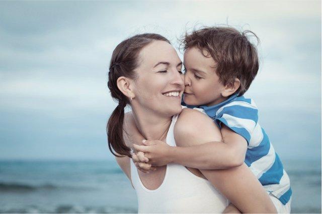 El estilo de vida de la madre tiene influencia en el estilo de vida del niño.