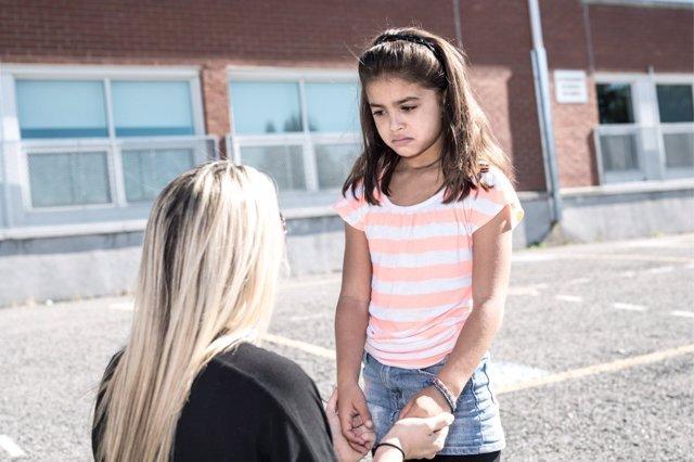 El acoso psicológico es común entre los estudiantes españoles.