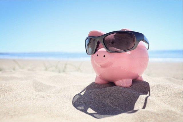 El gasto de las familias en verano se incrementa.