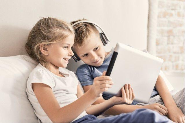 A qué edad se recomienda el inicio de consumo de pantallas.