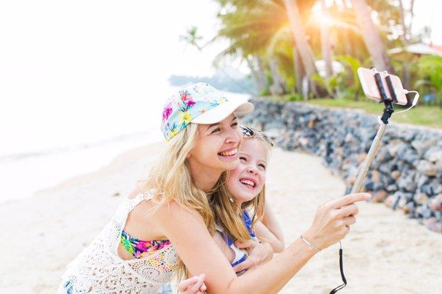 Riesgos de compartir imágenes de tus hijos
