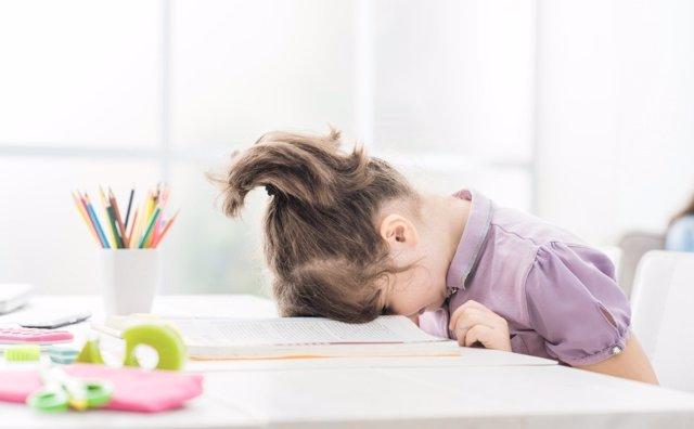 La frustración y el pesimismo infantil
