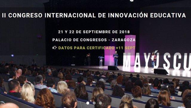 II Congreso de Innovación Educativa