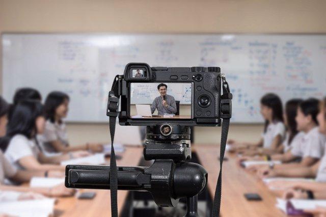 Profesores youtubers
