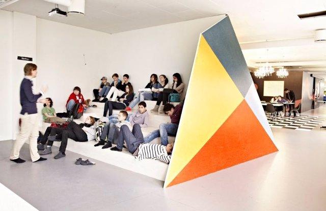 El diseño de las escuelas de Rosan Bosch