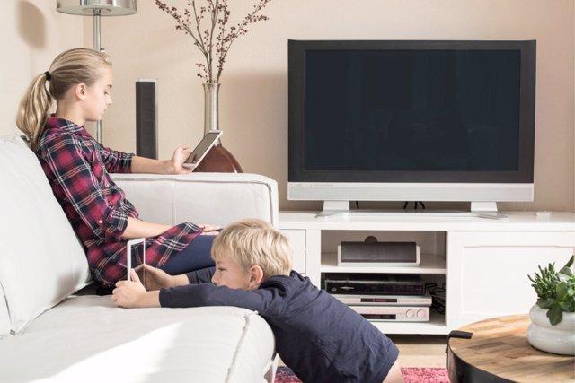 El abuso de las nuevas tecnologías tiene efectos en el desarrollo de los niños.