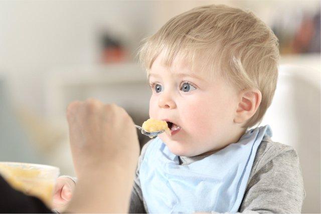 ¿Cómo Establecer Horarios De Alimentación En Niños?