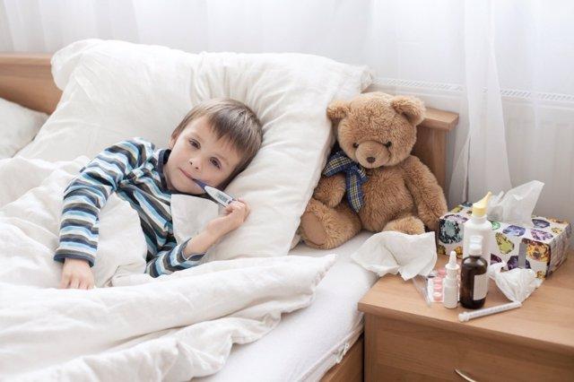 Menos antibióticos para los niños