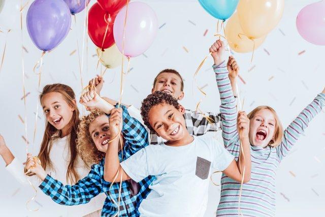 Modelso de amistad entre niños