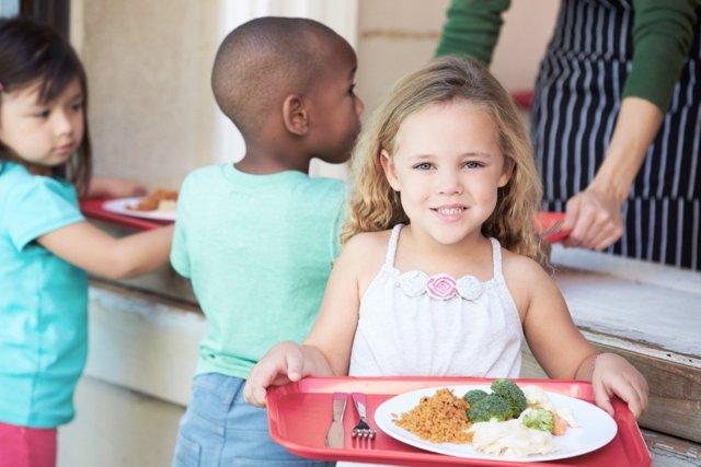 El perfecto menú escolar para los más pequeños.