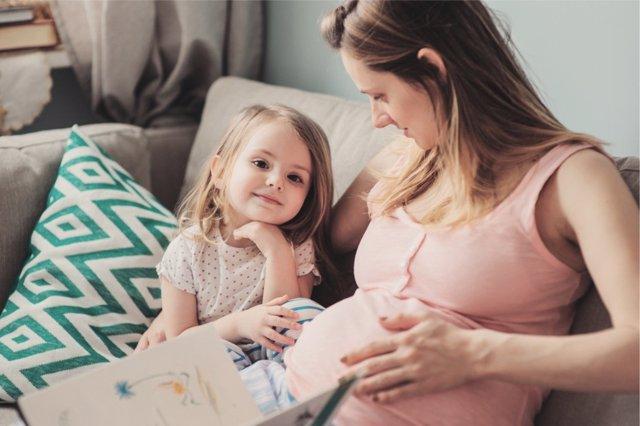 Todas tus dudas sobre el segundo embarazo, resueltas.