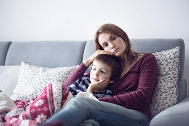¿Está Enfermo Para Quedarse En Casa?