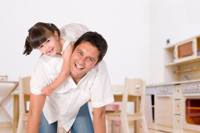 La importancia del padre en la educación de los hijos