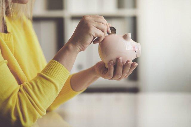 La cultura del ahorro, interiorizada por los más jóvenes.