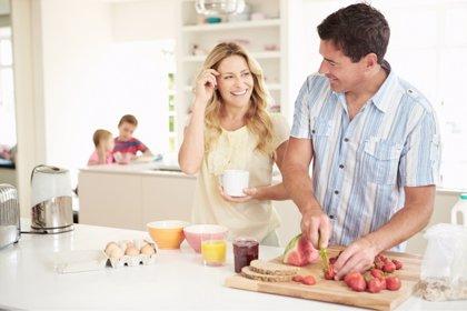 Cómo es el desayuno de las familias en el S.XXI