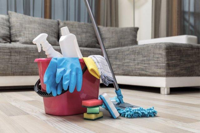 Los productos de limpieza podrían provocar varios casos de obesidad infantil.