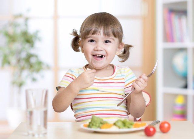 La educación nutricional tiene una gran importancia.
