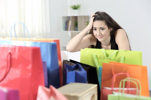Muchas compras en rebajas son innecesarias.