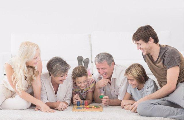 Juegos en familia para disfrutar en familia.