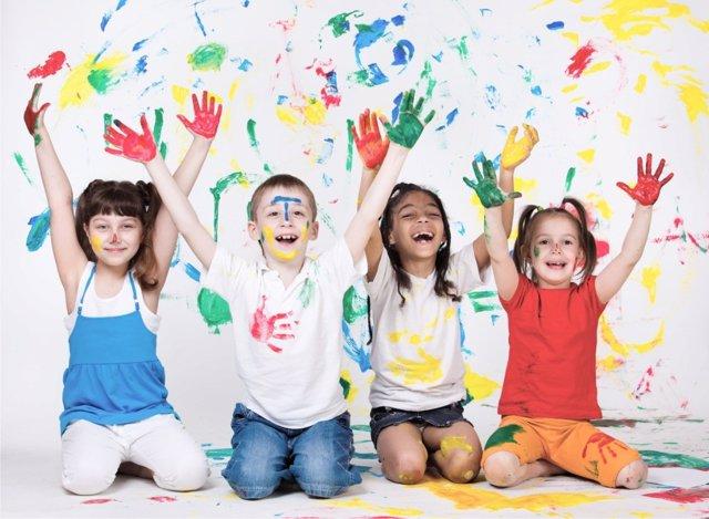 Cómo potenciar la creatividad de los más pequeños