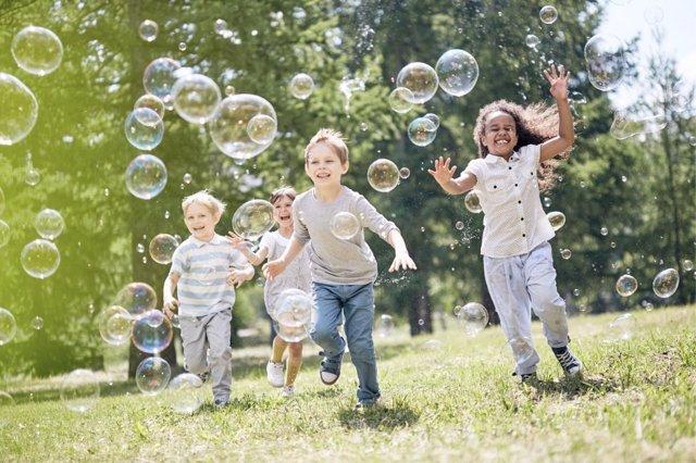 Cómo asegurar una infancia feliz en el día a día.