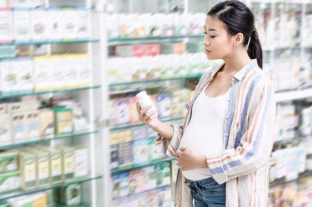 Fármacos antes y durante el embarazo