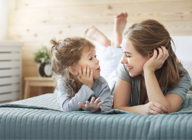 La sensología en la educación de los hijos.
