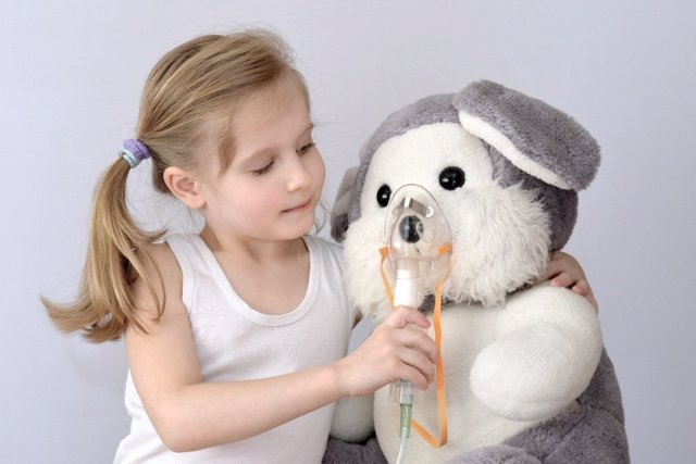 La contaminación y el asma infantil