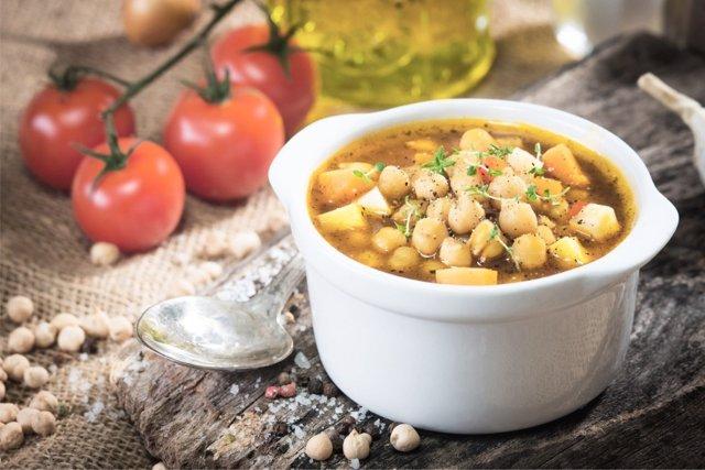 Consejos para introducir las legumbres en el menú diario
