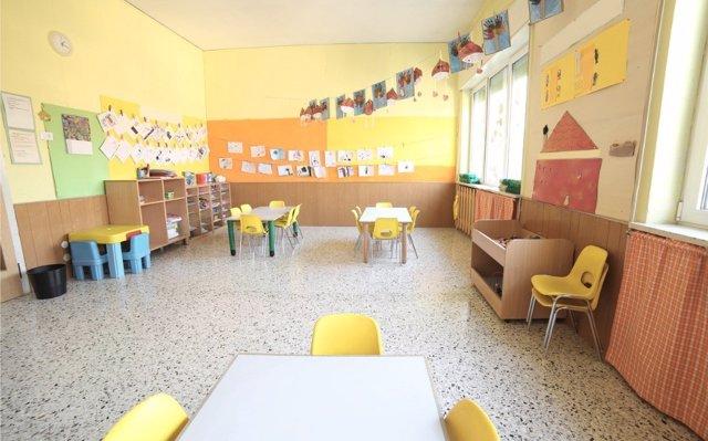 ¿En casa o en la guardería, qué hacer cuando el niño enferma?