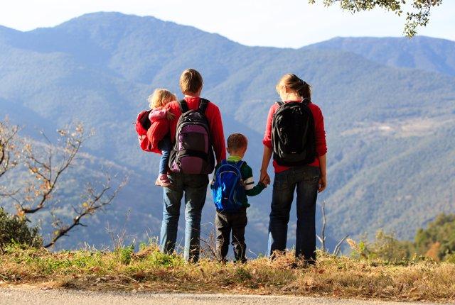Los mejores destinos para conocer en familia.