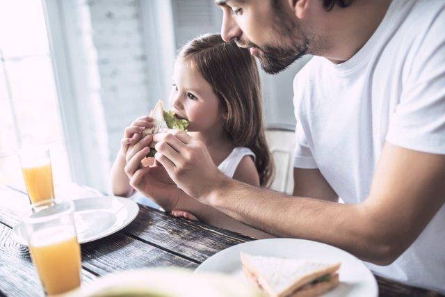 Relación sana con la comida