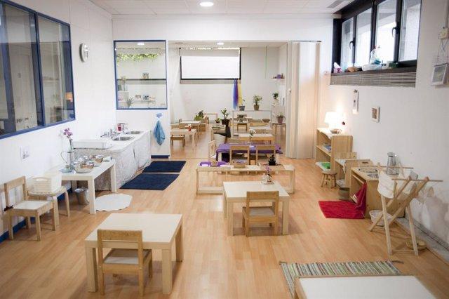 Descubre Montessori