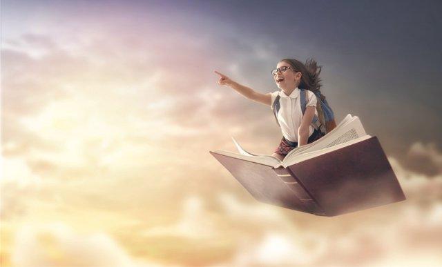 Escritura creativa: desborda los límites de la imaginación de tus hijos