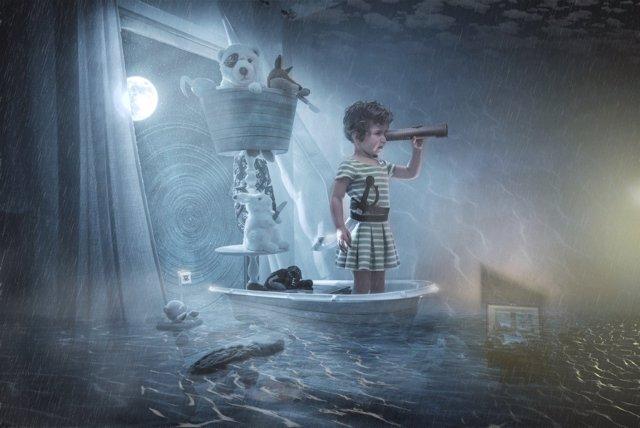 Soñar en la infancia, ¿de qué están hechos los sueños de los niños?