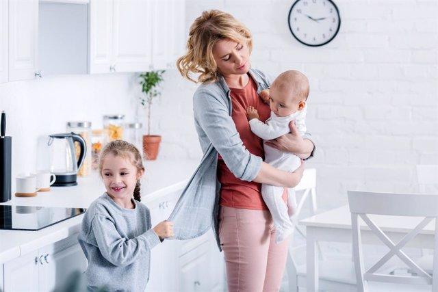 La carga mental, un lastre para las madres