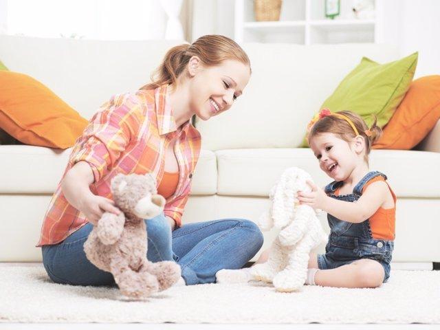 Aprender a relacionarse: 6 ejercicios para niños de 2 a 3 años