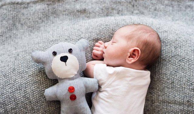 La siesta del bebé: bienestar y energía para el recién nacido